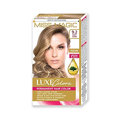 Tinta Per Capelli Miss Magic Tintura Biondo Sabbia Hair