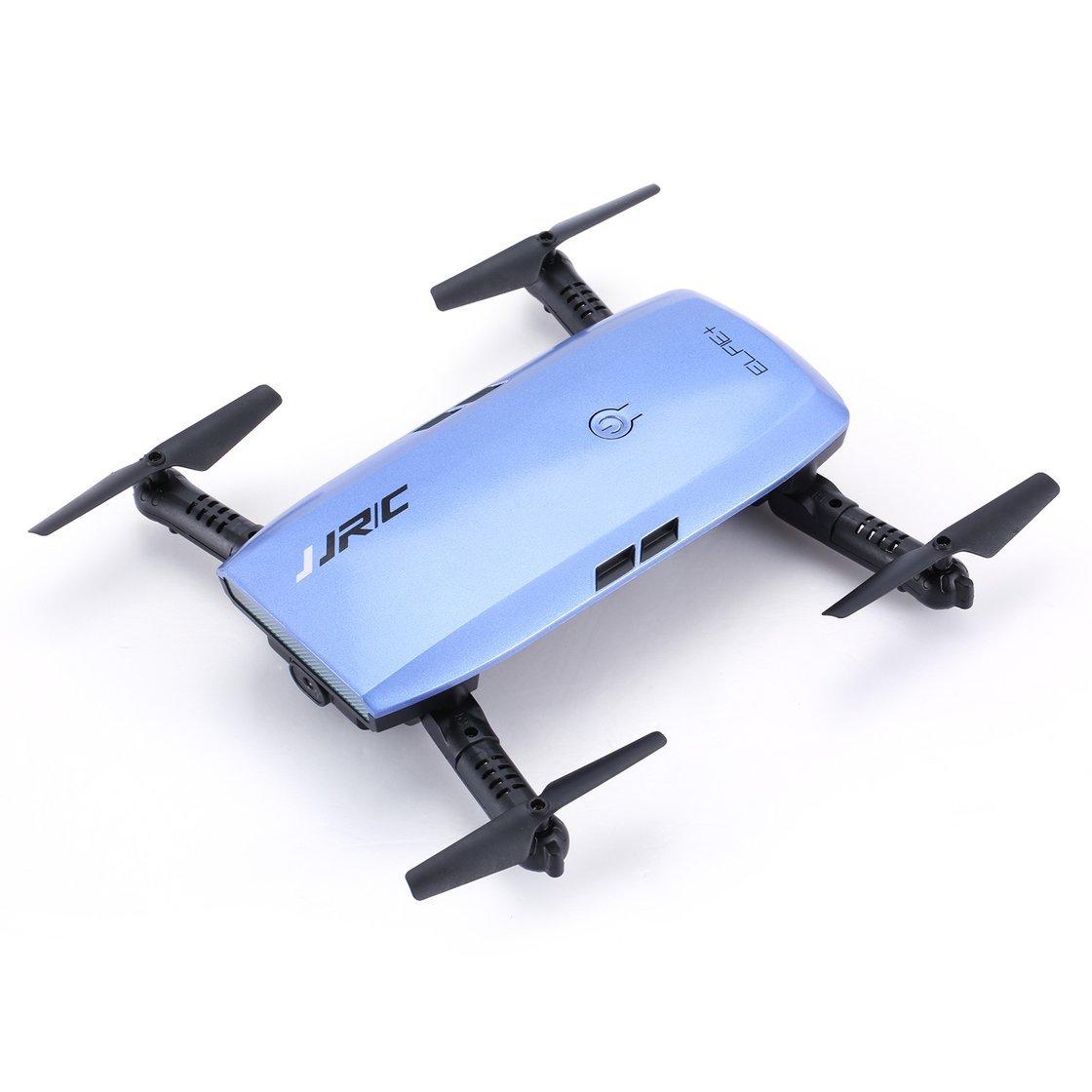 JJR / C H47 Elfie WiFi FPV Drone Mit 720 P HD Kamera Höhe Halten Modus Faltbare G-Sensor Mini RC Selfie Quadcopter