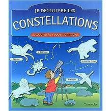 Je découvre les constellations