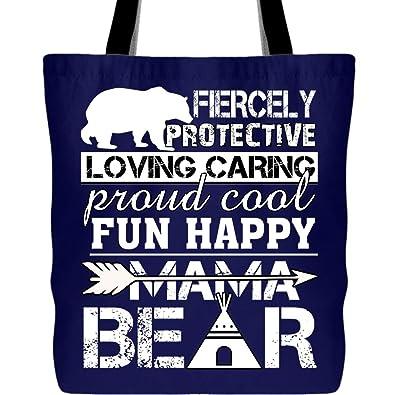 Amazon.com: Fiercely - Bolsas de lona protectoras de oso de ...