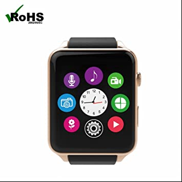 Podómetro Smartwatch Bluetooth Reloj Deportivo Smart relojes ...
