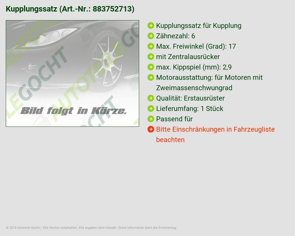 Opel Astra G CC g Signum Vectra C C Juego de embrague Juego de embrague Set: Amazon.es: Coche y moto