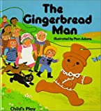 The Gingerbread Man, Pam Adams, 0859531074