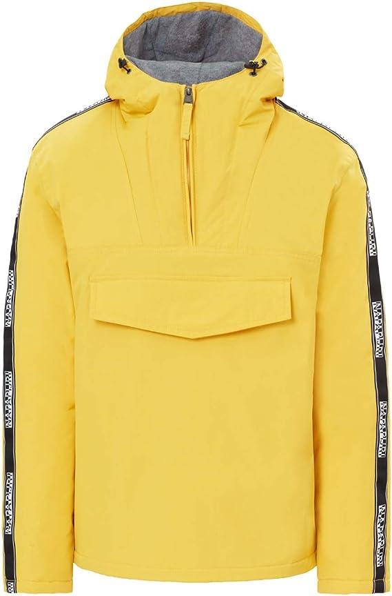veste napapijri femme jaune