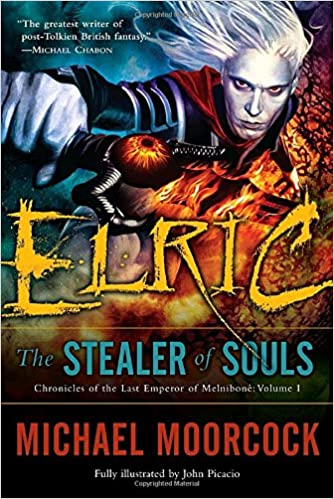 The Stealer of Souls Elric
