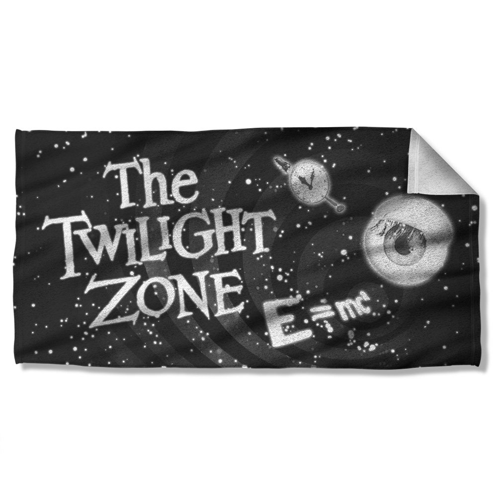 Twilight Zone Another Dimension Beach Towel