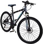 VANP Stone Mountain Bike 26 Inch 21-Speed Mountain Bike,Junior Aluminum Full