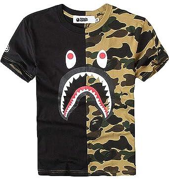 fd0c88bf554b Christox Junior Youth Teens Casual Fashion Crewneck T Shirt Camo Tees  Unisex Tops