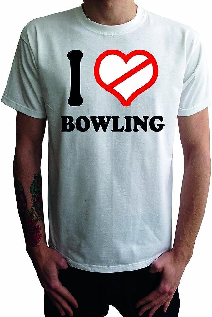 Vêtements et accessoires T shirts pour homme Homme Bowling T