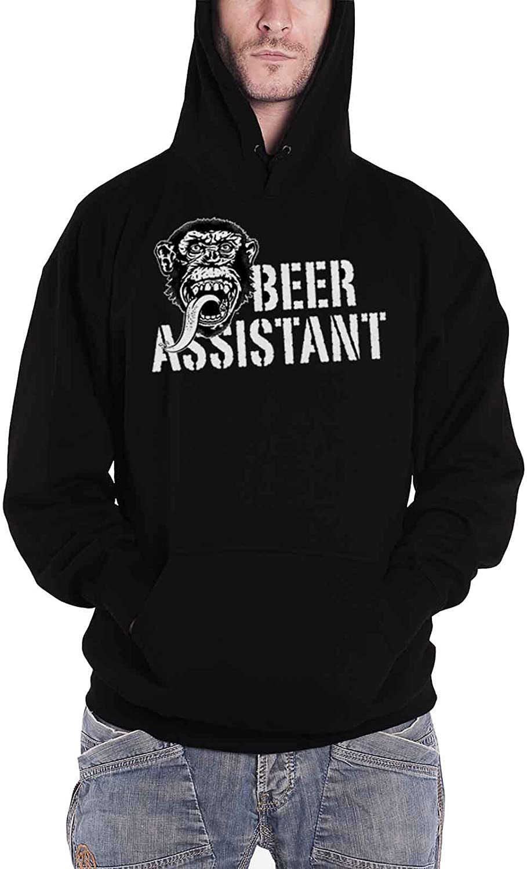 Gas Monkey Garage Sweat Shirt À Capuche Beer Assistant