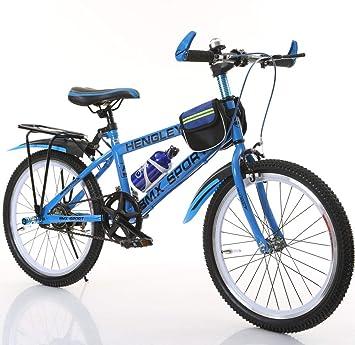 Amazon.com: YXGH- Bicicleta de niños 6-7-9-10-15 años de ...