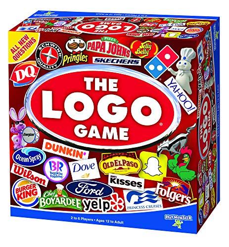 [해외]The Logo Game - 새로운 2019 에디션 / The Logo Game -- New 2019 EditionAll New Questions
