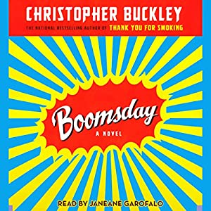Boomsday Audiobook
