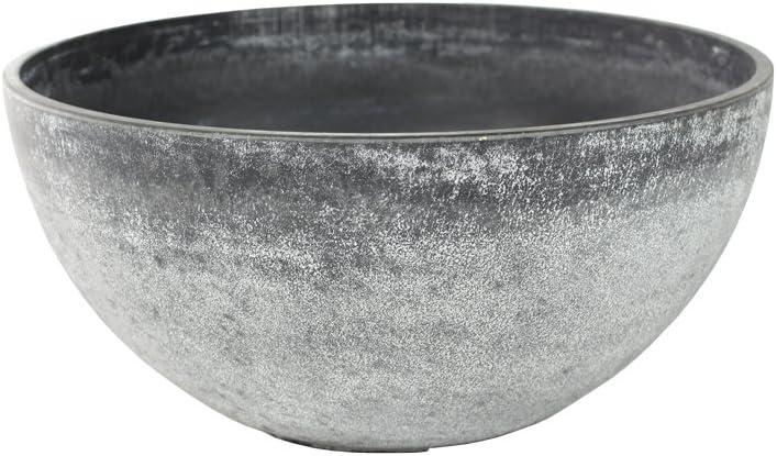 frostbest/ändig und leichtgewichtig 136461 55x55x23 cm concrete Cera-Mix Nova TS Pflanzschale