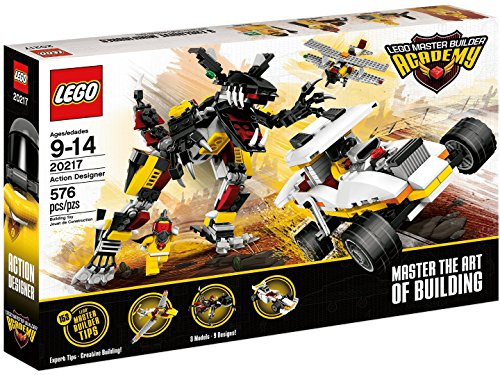 LEGO Master Builder Academy Designer