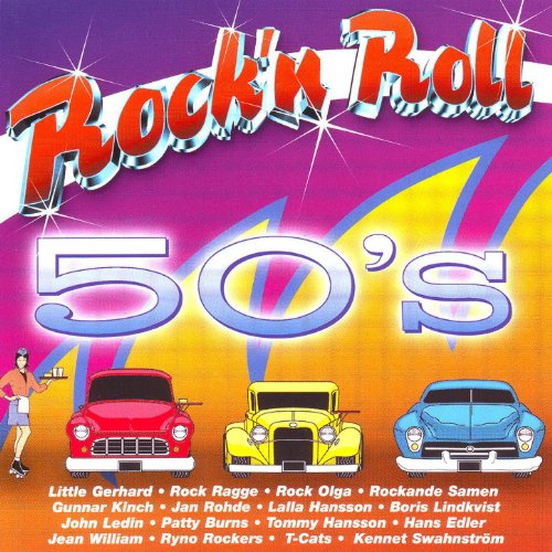Rock'n Roll 50's At Tyrol
