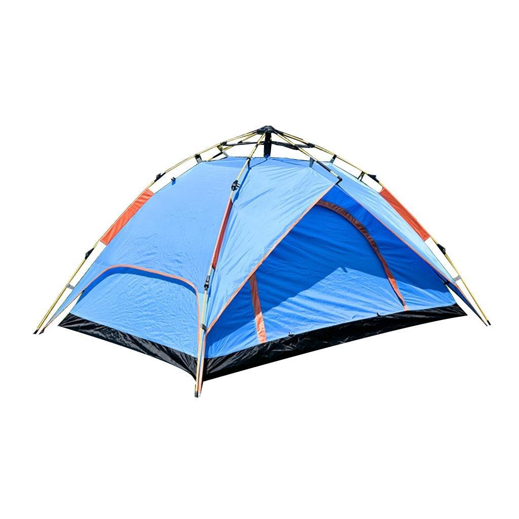 Hydraulisches automatisches Zelt Outdoor Campingzelt Wasserdicht, Sonnenschutz, Campingzelte