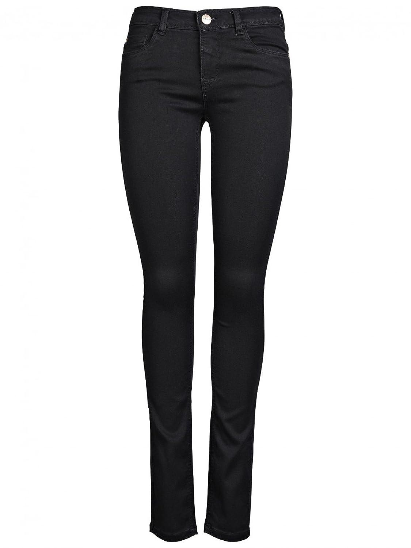 Only SKINNY Jeans REG. ULTIMATE SOFT black Slim-Fit black