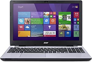 "Acer Aspire V3-572G-76EM 15.6"" 16:9 Notebook - 1920 x 1080 - ComfyView - Intel Core i7 i7-5500U Dual-core (2 Core) 2.40 GHz - 8 GB DDR3L SDRAM - 1 TB HDD - Windows 8.1 64-bit - Silver - NVIDIA GeForce 840M 2 GB - Bluetooth - Front Camera/Webcam - Gigabit - NX MPYAA 003"