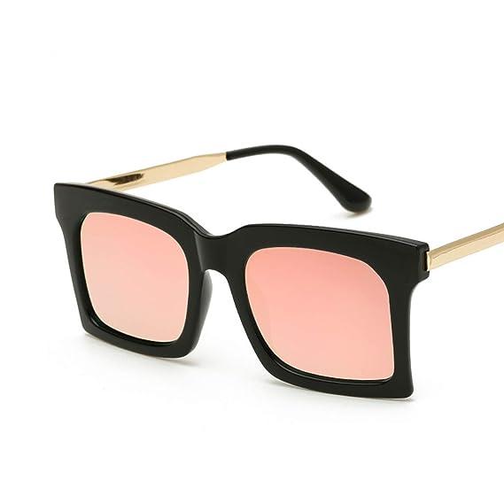 Beydodo Gafas de Sol de Hombre Gafas de Sol Hombre Espejo ...