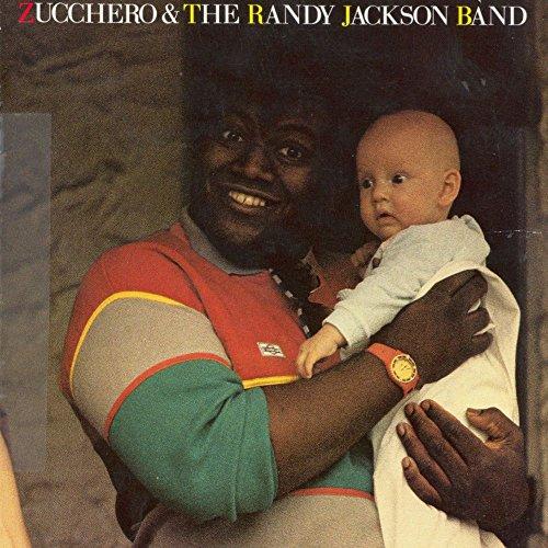 Zucchero-The-Randy-Jackson-Band-Vinile-Arancione-Trasparente