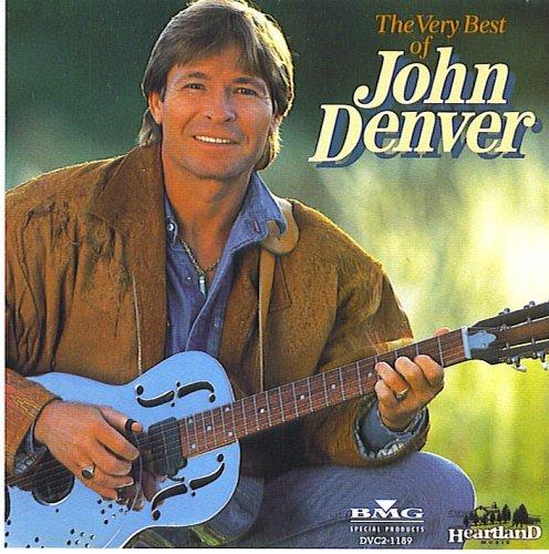 The Very Best Of John Denver (1994-08-02)