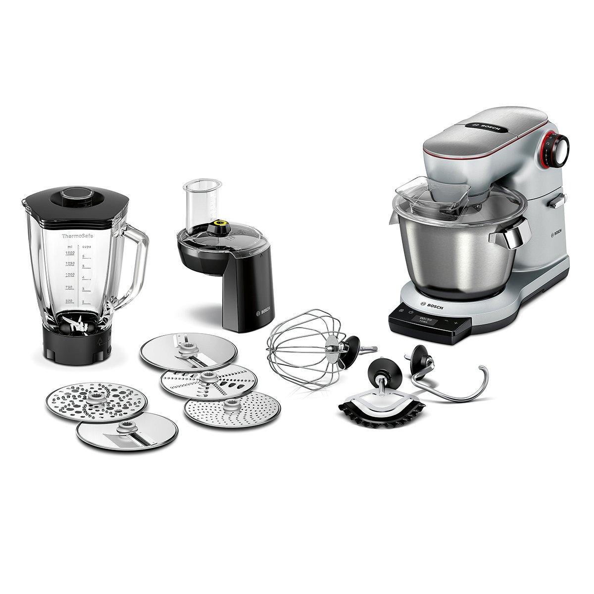 Amazon.de: Bosch Optimum MUM9DT5S41 Küchenmaschine (1500 Watt ...