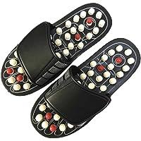 Ceyka Akupunktur tofflor tryckmassage fotmassageapparat flip flops sandaler magnetmassage skor vass akupunktur punkt…