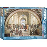 Eurographics School of Athens by Raphael 1000-Piece Puzzle