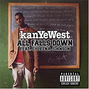 KANYE WEST All Falls Down CD