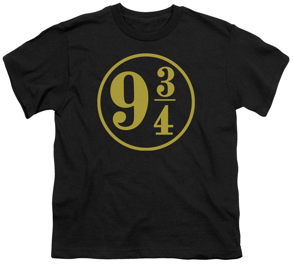 A& E Designs Kids Harry Potter T-Shirt Platform 9 3/4 Youth Shirt TREV-HP7003-YT