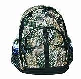 KC Caps Outdoor Camouflage Backpack Waterproof Hunting Rucksacks Casual Hiking Daypack Bag for Camping Trekking Fishing Travel