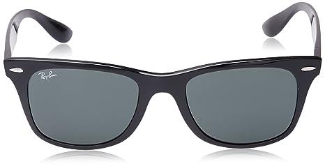 edcdcec7da Amazon.com  Ray-Ban Men s Nylon Man Non-Polarized Iridium Square Sunglasses