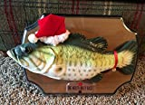 big mouth bass - Big Mouth Billy Bass Sings for the Holidays