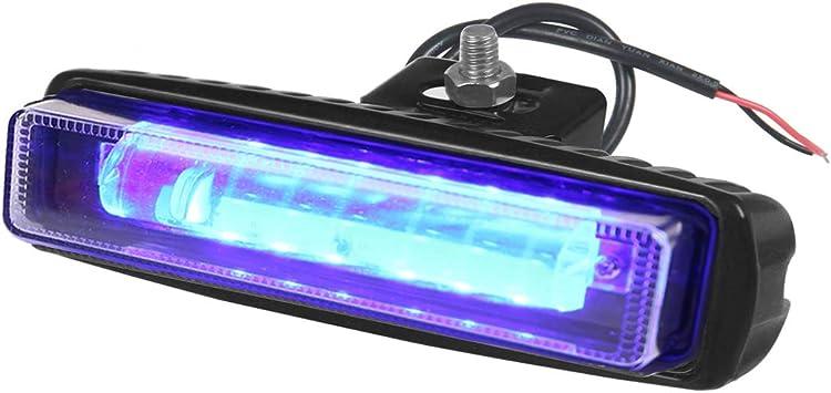 LY8 30W LED Forklift Safety Light Warehouse Danger Area Lamp Blue Zone Warning Lights 10-80V 1Pcs