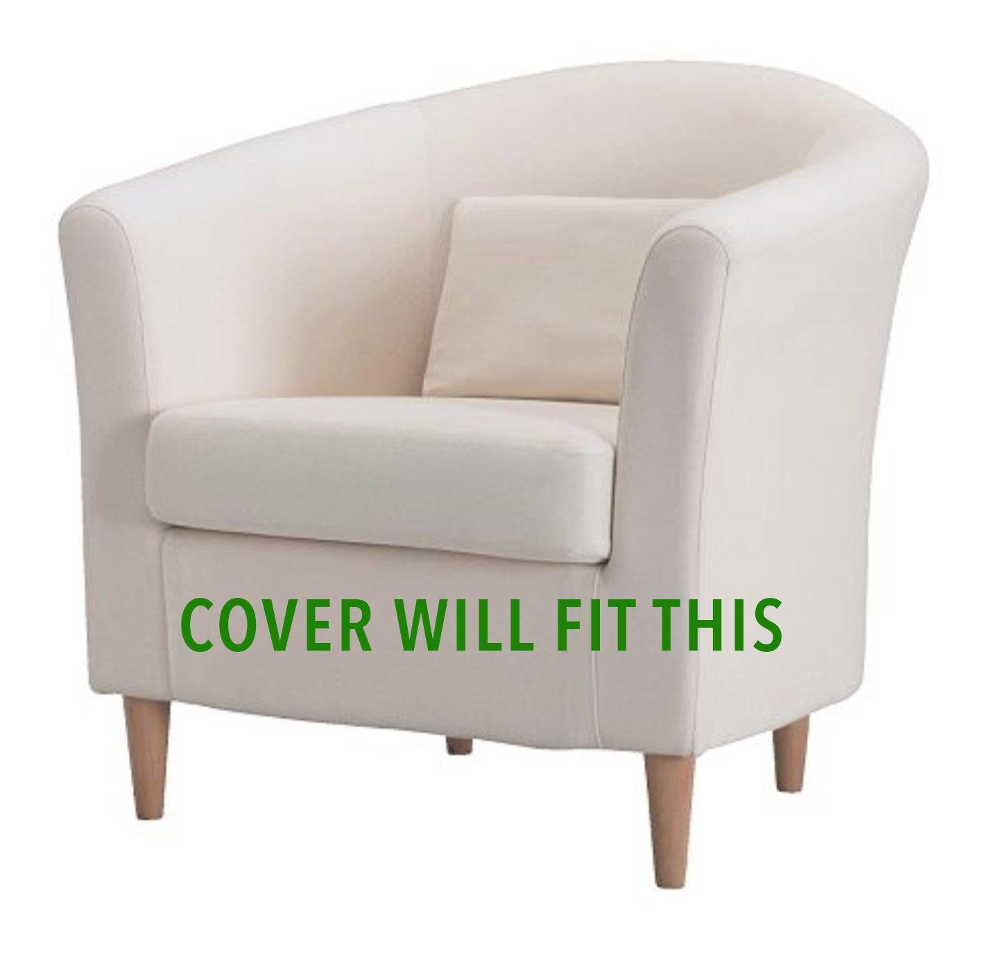 Amazon Ikea Tullsta Chair Slipcover Home & Kitchen