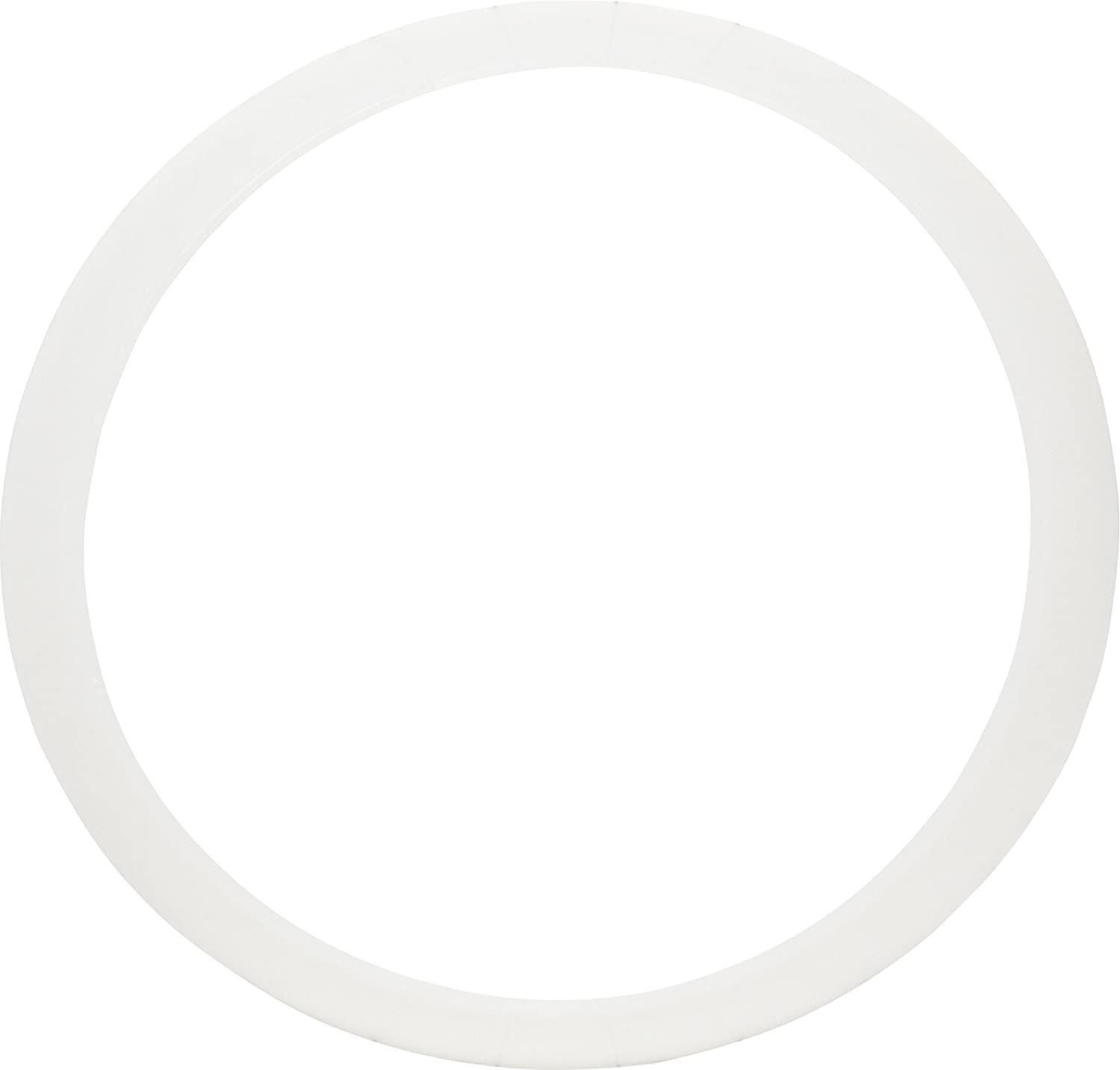 Whirlpool 21002026 Snubber, 1.5 x 2.5 x 3.5 Inch, White