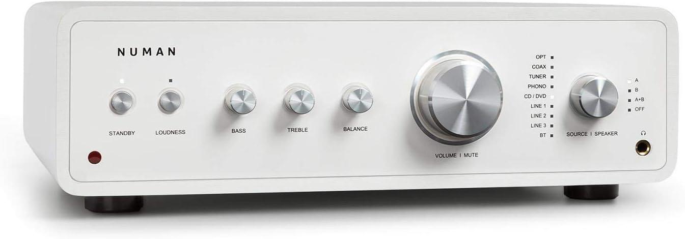 Numan Drive Amplificador estéreo Digital: Amazon.es: Electrónica