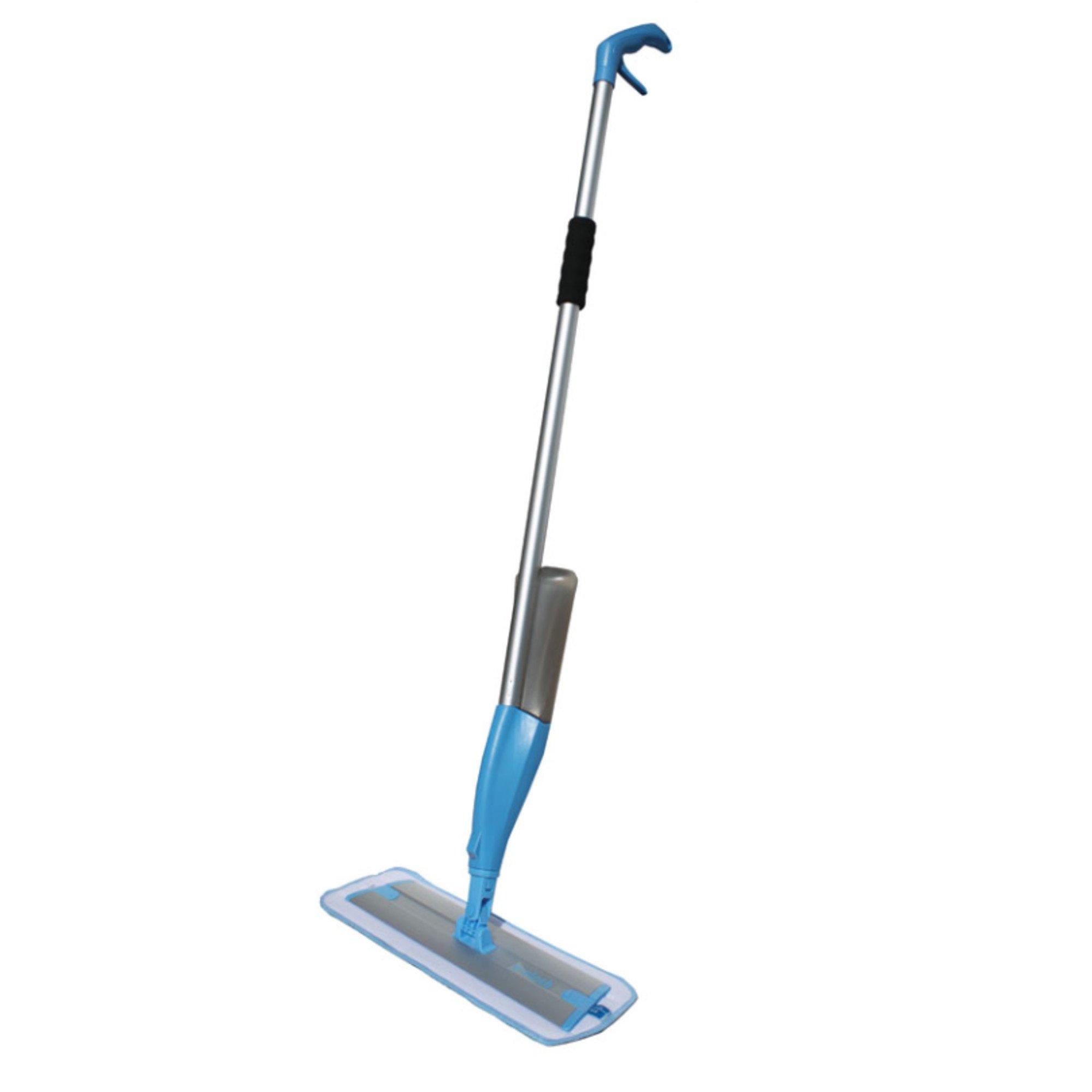 E Cloth Aqua Spray Deep Clean Mop With On Board Water