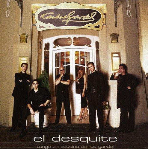 Tango en Esquina Carlos Gardel
