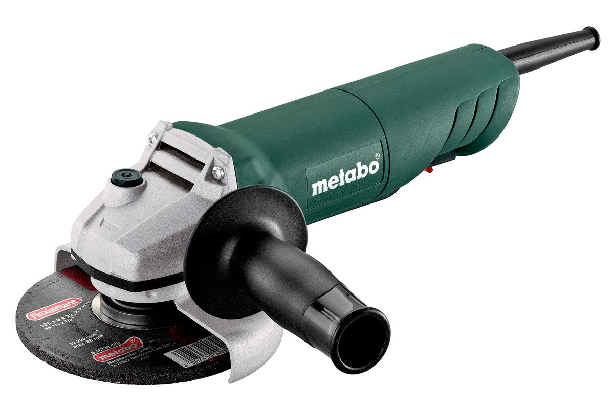 Metabo – 4.5 Angle Grinder – 11, 000 Rpm – 10.0 Amp W Lock-On 601236420 1100-115 , Performance Grinders