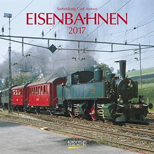 Eisenbahnen 2017: Broschürenkalender mit Ferienterminen