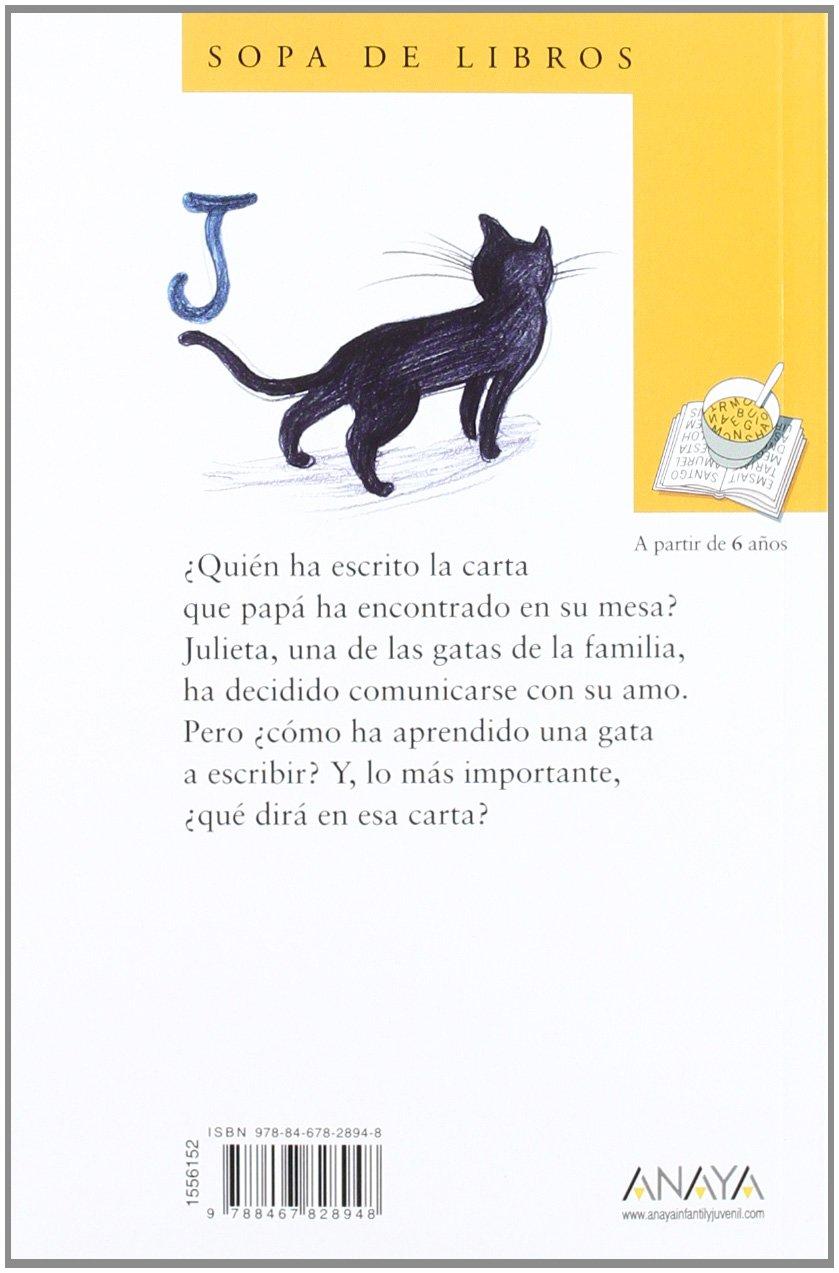 Amazon.com: La gata que aprendio a escribir / The cat who ...