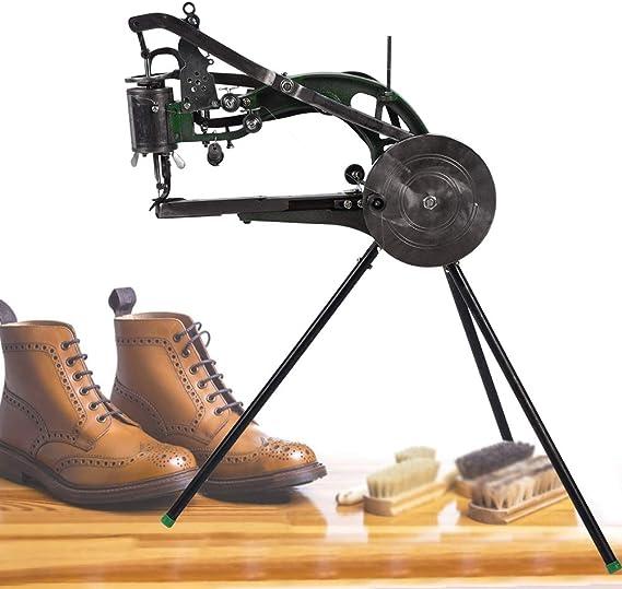 Máquina de reparación de zapatos, máquina de coser manual de ...