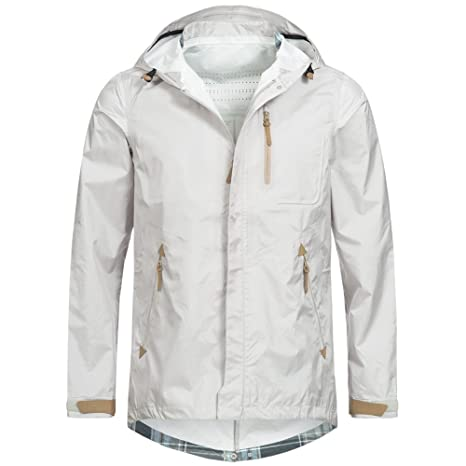 Nike Storm Fit 3 layer hooded men's parka waterproof jacket