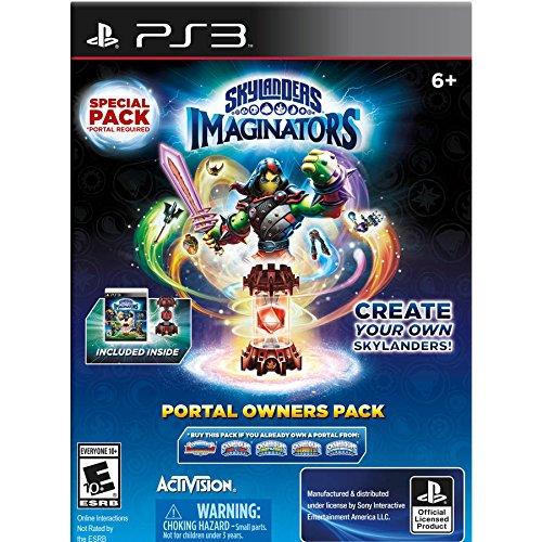 Skylanders Imaginators Portal Owners Pack - Playstation 3 (PS3)