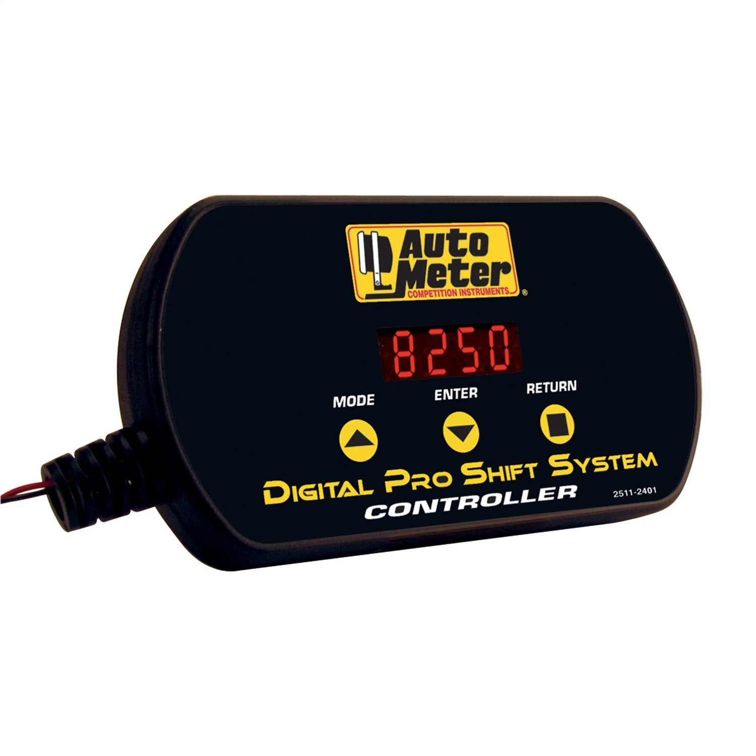 Pro-Cycle Auto Meter AutoMeter 19219 Shift Light Controller Dpss Level 3 Digital W//RPM Playback
