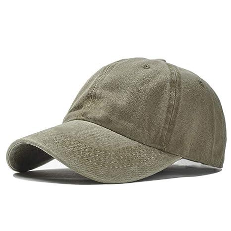 Gorra de béisbol Color sólido Sombrero Verano Exterior Pato Lengua ...