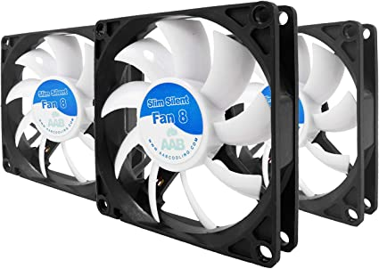 AABCOOLING Super Silent Fan 20: Amazon.es: Electrónica