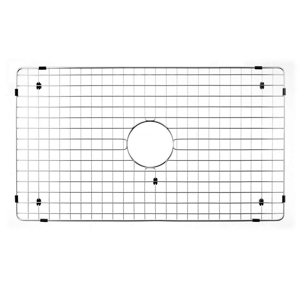 Houzer BG-7200 Wirecraft Bottom Grid, 31'' by 17.13'', Stainless Steel